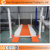 New condition four posts hydraulic car parking lift for sale