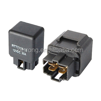 Rs-029 Dc12v 30a 4 Pin Automotive Air-conditioning Relay - Buy Air  Conditioner Relay,12v Relay 4 Pin,12v 30a Relay Product on Alibaba com