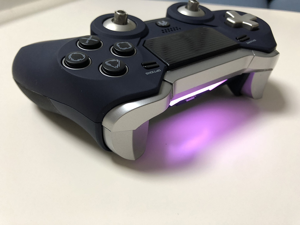 wireless bluetooth Elite controller for sony playstation 4