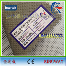 K China cheap waterproof membrane no bitumin/lightweight roofing for building