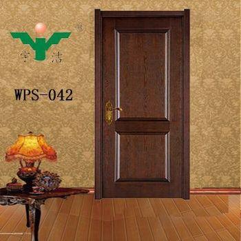 Charmant Interior Apartment Door Classic Wooden Doors Design
