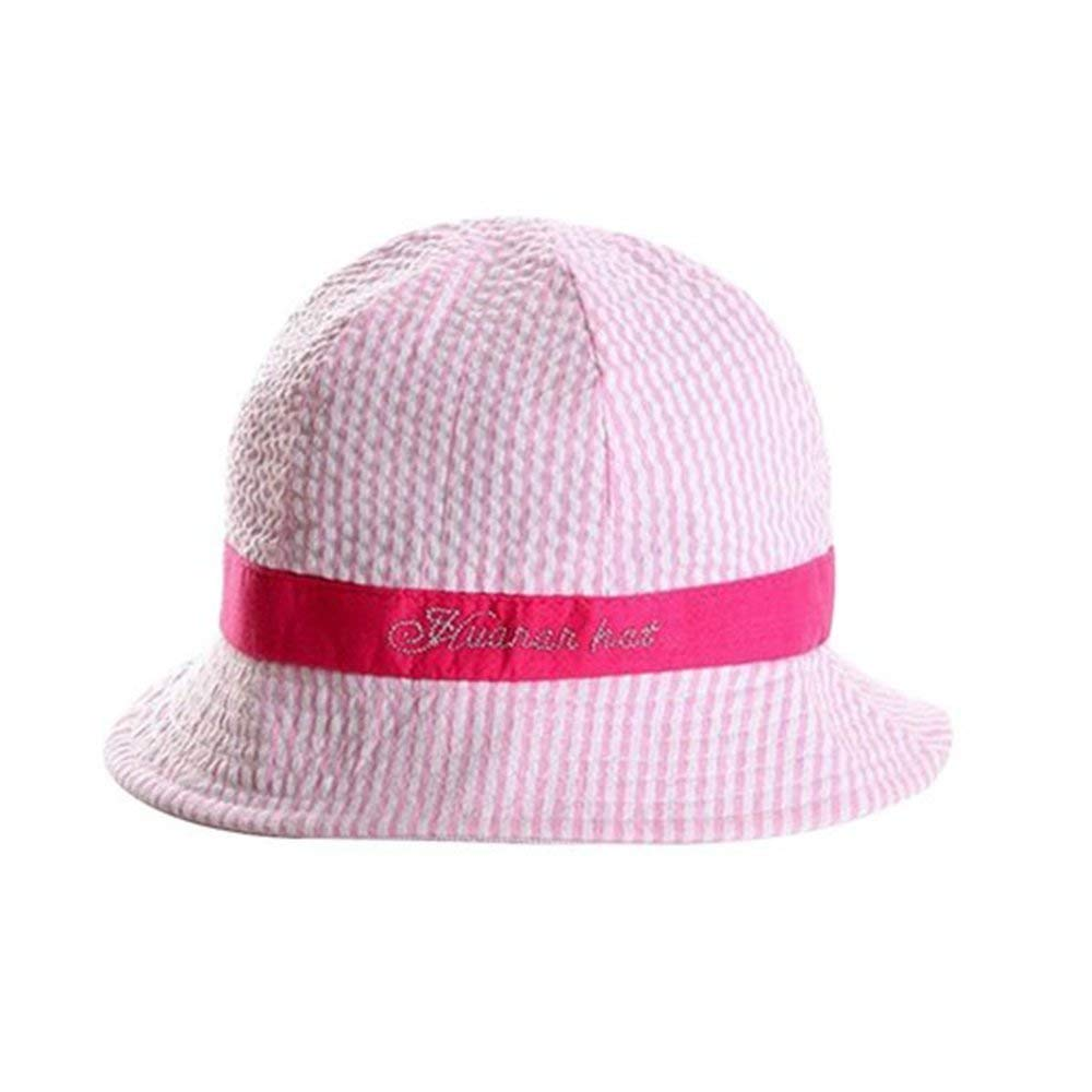 Get Quotations · BUYEONLINE Baby Girls Boys Beach Bucket Sun Protection Hat  Caps 3e1fa0350f71