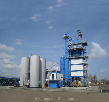 Construction Road used asphalt mixing plant price within reasonable price