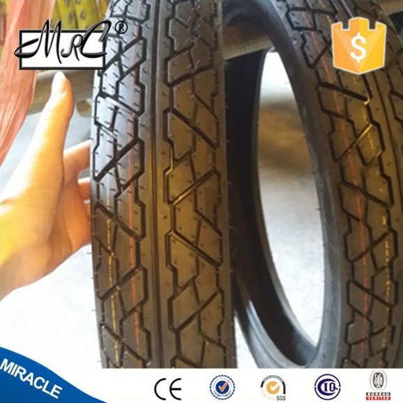 CHINA Motorcycle Tyre 90 / 90-18
