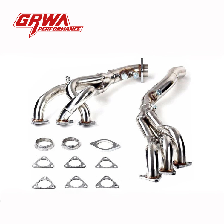 Auto parts Exhaust header for BMW E46 M3