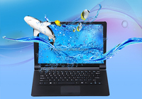 New cheap Micro laptop pc 11.6 inch LED HD screen Z3735F Qoad Core Mini Laptop