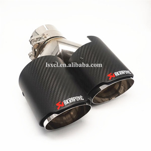 dual exhaust tip exhaust system
