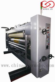 box plastic wrap machine