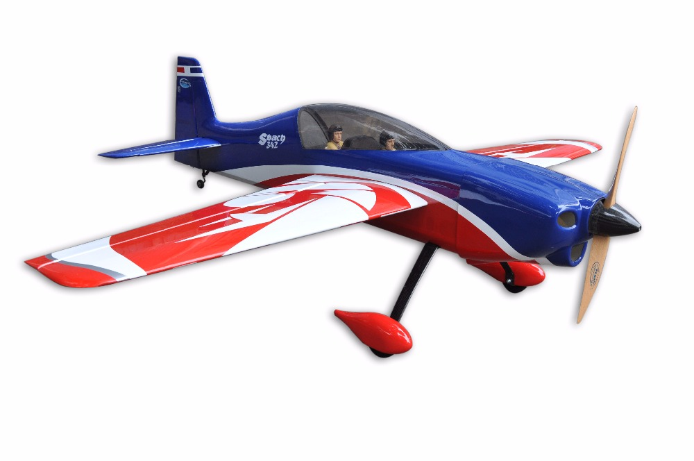 "toys dongguan rc airplanes balsa wood F142 Sbach 20cc 64"" <strong>model</strong>"