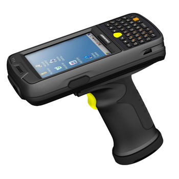 Barcode Mobile Scanner with Pistol ,LED lighting, View Barcode Mobile  Scanner, Chainway Product Details from Shenzhen Chainway Information  Technology