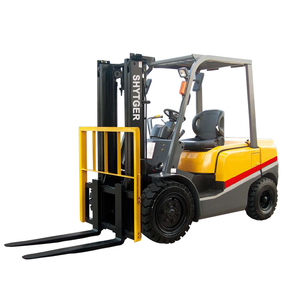 china supplier Diesel forklift truck with forklift with forklift track