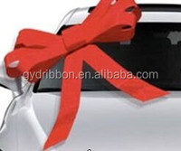 30 Inch Magnetic Car Ribbon Bow Wedding Thanksgiving/Christmas Decorate Ribbon Bow