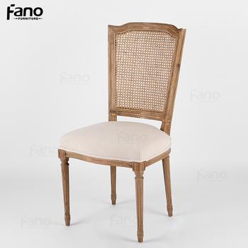 Louis Xv/xvi/xiv Chair Rattan Back Victoria Louis Ghost Chair Belle Style  Ghost