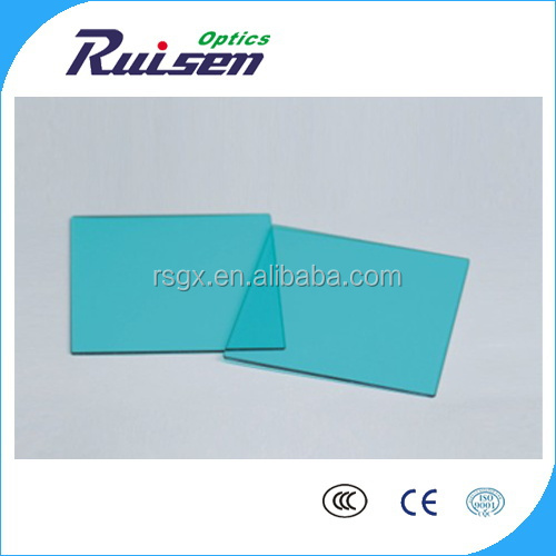 Blue filter optical glass,QB24