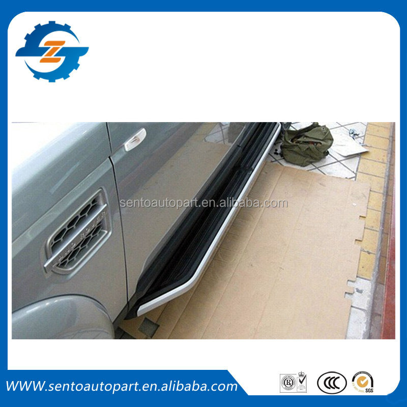 High Quality Auto Parts Original Side step/side step bars/running board designed for Range-Rover Discovery 3 06-09
