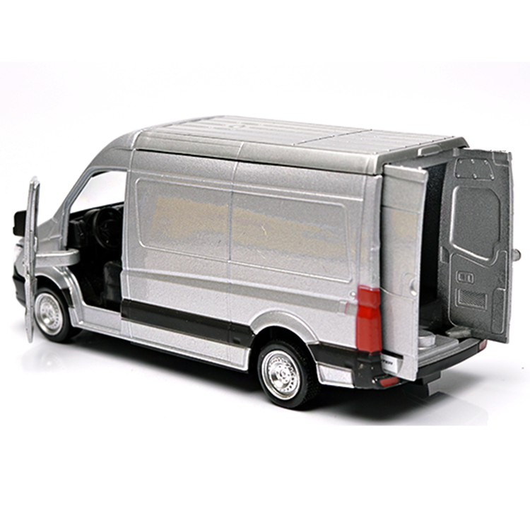 Top Quality Mini Dhl Van Model Toy For Kids Made In China