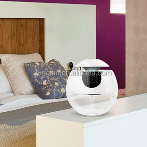 Smart home bluetooth aroma globe diffuser air purifier and humidifier