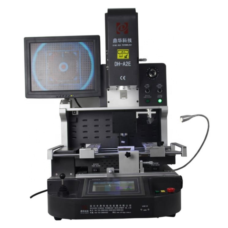 China manufacturer QFN IC chip soldering machine for led strip light