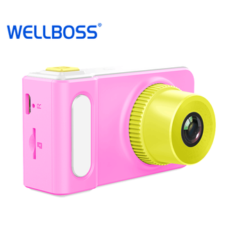 Child Cartoon Digital Camera Pop product Christmas gift for kids children digital camera with game camera for kids