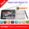 Made in china 7'' android mtk6589 quad core analog tv tablet pc