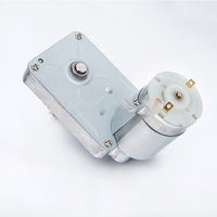 <0.5A <30kg cm <15W Dc High Speed Electric Motor For vending machine coffee machine