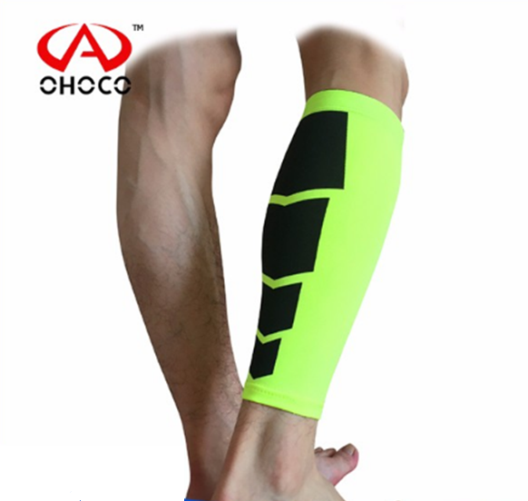 Wholesale sports basketball calf support Leg guard, calf compression sleeves leg support