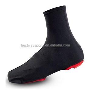 Winter breathable waterproof warm cycling shoe covers neoprene socks
