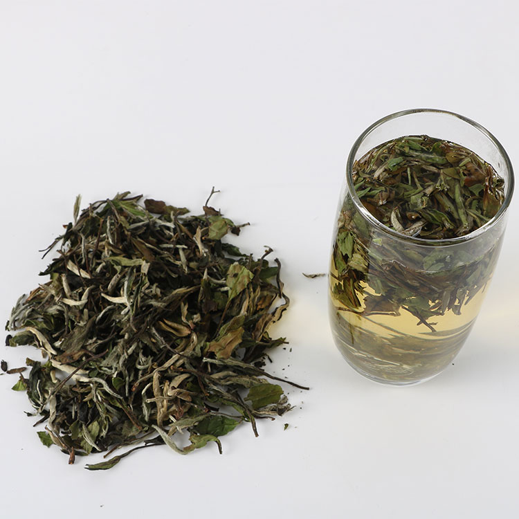 100% Organic Top quality loose leaf white peony tea - 4uTea | 4uTea.com