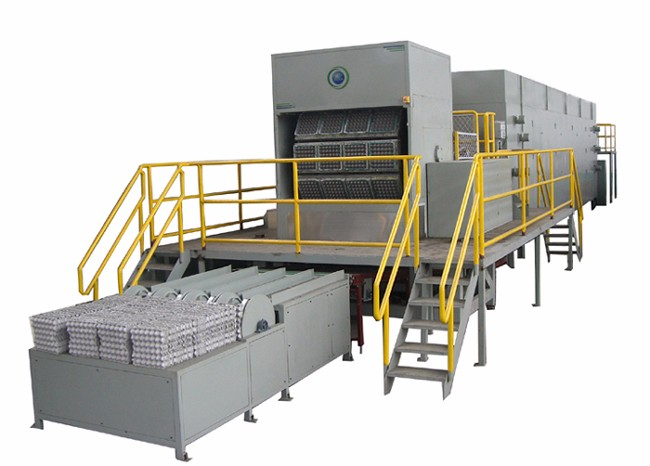 2017 The quality most egg tray machine iof china