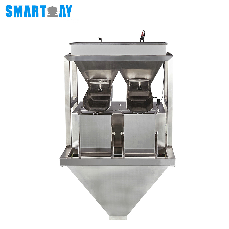 Smart Weigh pack doy semi automatic packing machine with cheap price for food weighing-14
