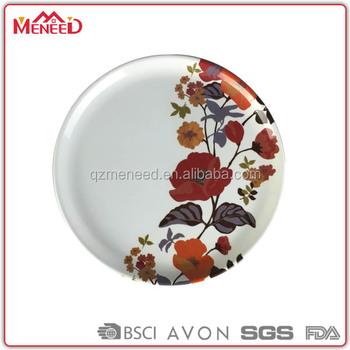 flower photo diy custom printed melamine c&ing plates  sc 1 st  Alibaba & Flower Photo Diy Custom Printed Melamine Camping Plates - Buy Custom ...