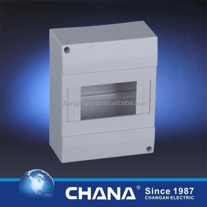 HAG Type ABS polymeric carbon Plastic fire-resistant enclosure electrical Distribution Box