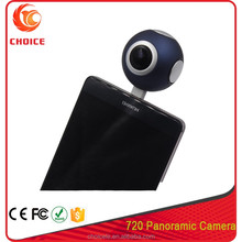 360 degree oem action camera,4k ultra hd action pamorama camera