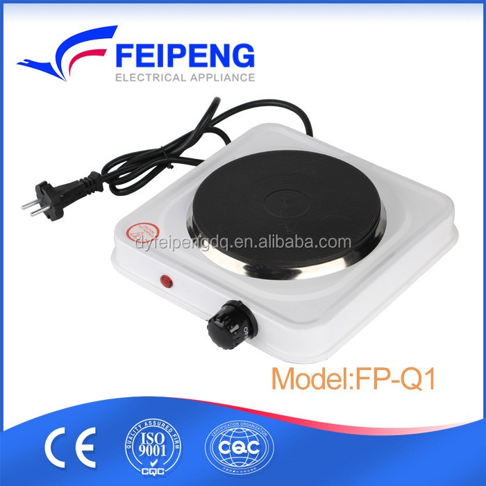 portable electronic hot plate