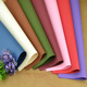 100G nice heavy quality embossed texture colorful specialty paper