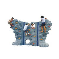 Newest Kids Indoor playground Rock Climbing Wall