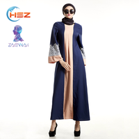 Zakiyyah E015 Ethnic clothing kaftan clothing clothing manufacturers turkey wholesale new model abaya in dubai