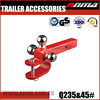 Universal Stainless steel car bicycle 50mm trailer hitch ball