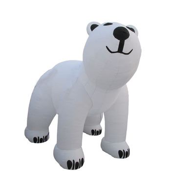 Hnjoytoys giant inflatable animals,giant inflatable bear for sale