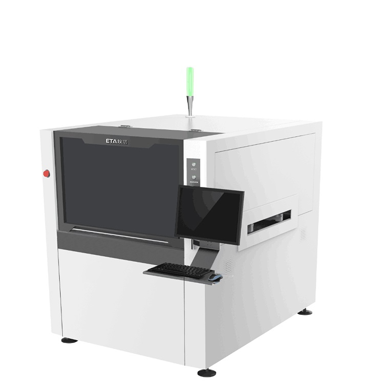 L052 High Accuracy Automatic SMT Machine PCB Laser Printer Machine for LED Line