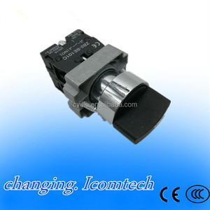 free shipping 10Pcs/Lot XB2 BD33 3 Position 2NO Maintained Select Selector Switch Brand New