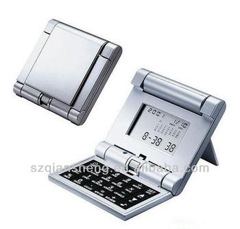 Foldable Calculator With Calendar Buy Foldable Calculator Desktop