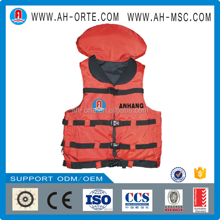 Kayak Throwable PFD USCG-Approved