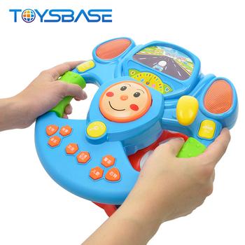 Italian Alibaba Kids Steering Wheel Toy For Car Seat - Buy Kids ...