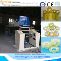 Low price adhesive sealing tape making machine 008613673685830
