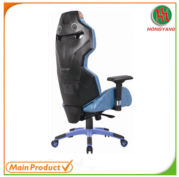 Robotu0027s Eye Series Bluetooth Function Gaming Chair Swivel High Back  Executive Bucket Seat Gaming Chair HY
