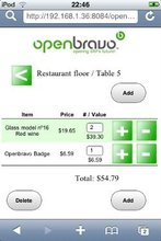 Openbravo ERP with POS and E-Commerce Commercial