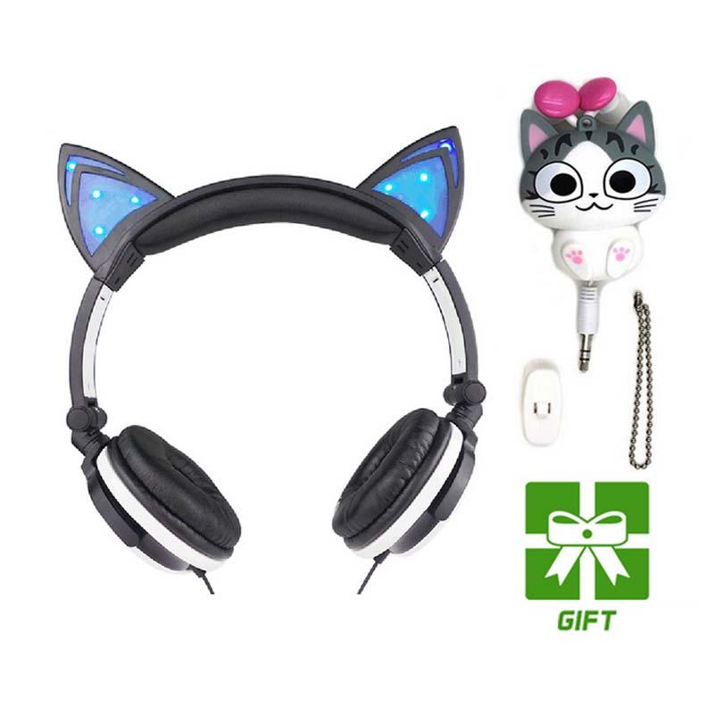 Popular Cat Ear Headphones-Buy Cheap Cat Ear Headphones ...