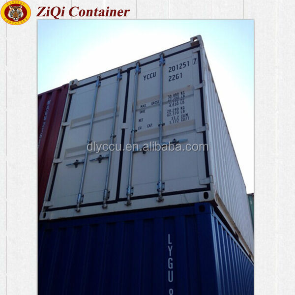 steel ocean container for sale with CCS certificate