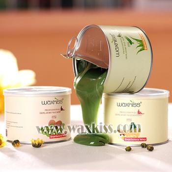 Hair Removal Strip Wax Depilatory Soft Wax Waxkiss Hair Removal